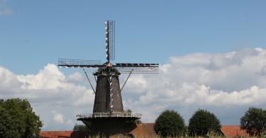 Hompesche molen Eiland in de Maas