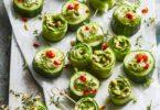 komkommerhapjes