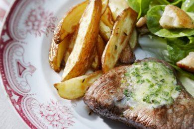 Steak de Paris