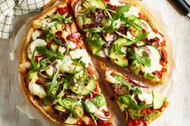 Broodpizza