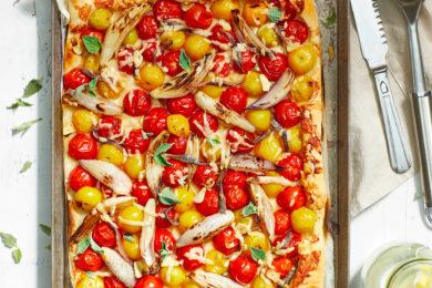 Tomatentartelette