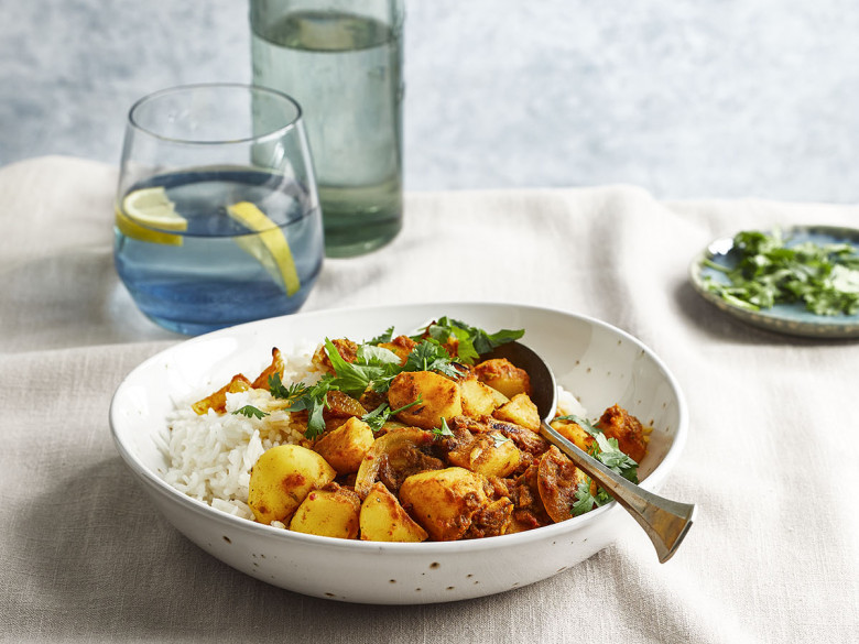 aardappelcurry