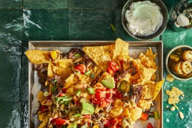 Loaded nacho's