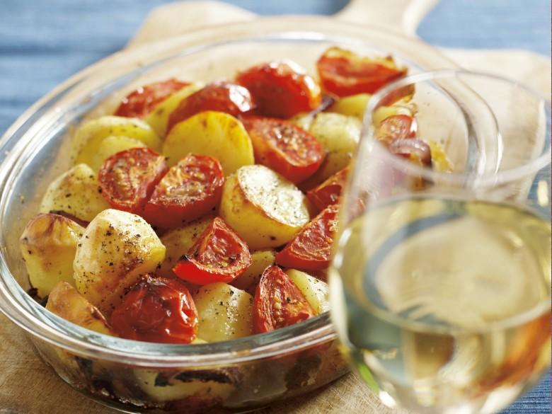 Portugese aardappelen uit de oven